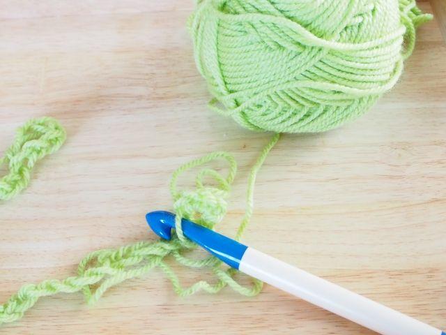 編み物毛糸