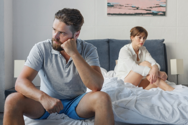 自己愛性人格障害と離婚